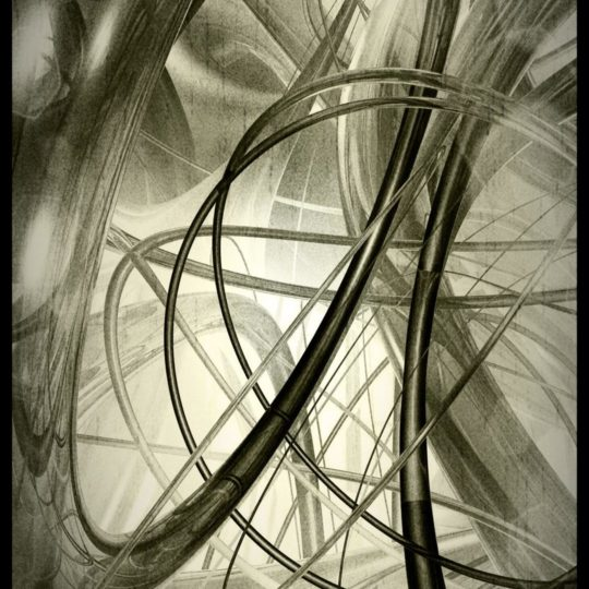 Spiral Cool Android SmartPhone Wallpaper