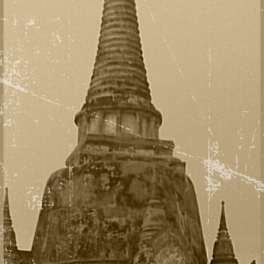 Tower temple Android SmartPhone Wallpaper