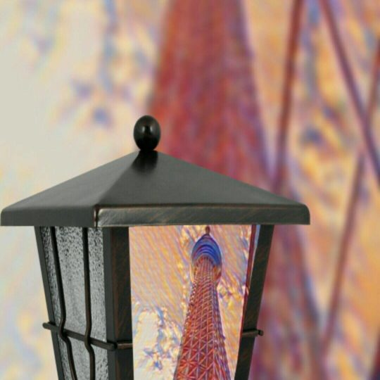Tower Lantern Android SmartPhone Wallpaper