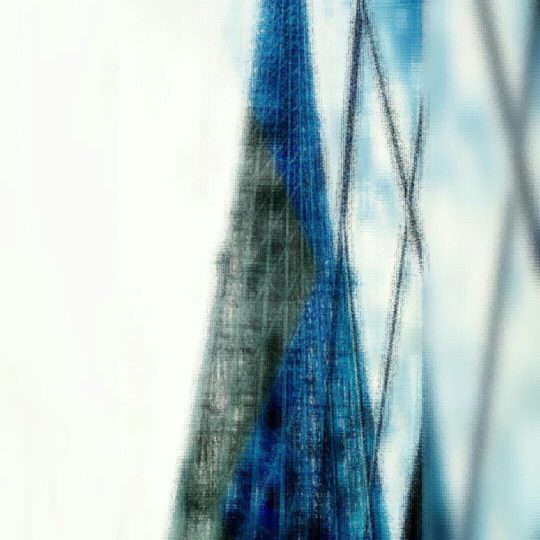 Tower Blur Android SmartPhone Wallpaper