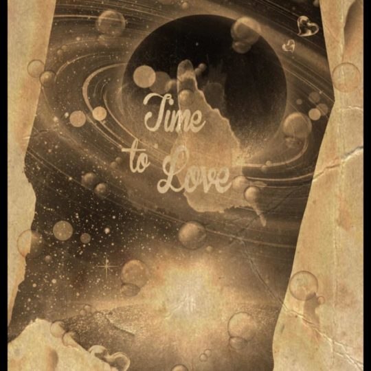 Love Sepia Android SmartPhone Wallpaper