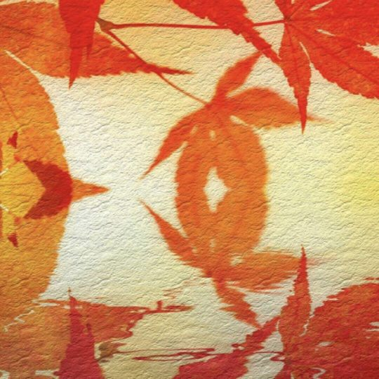 Autumn leaves Japanese style Android SmartPhone Wallpaper