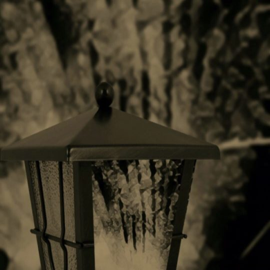 Lantern black and white Android SmartPhone Wallpaper