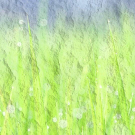 Gradient grassy Android SmartPhone Wallpaper