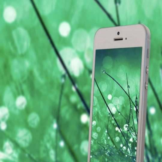 smartphone green Android SmartPhone Wallpaper