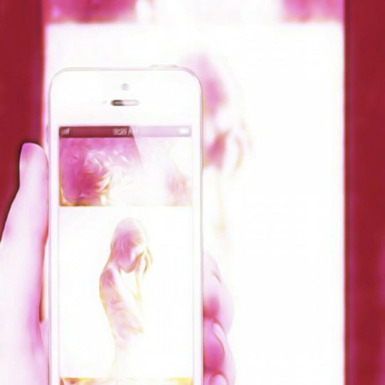 smartphone pink Android SmartPhone Wallpaper