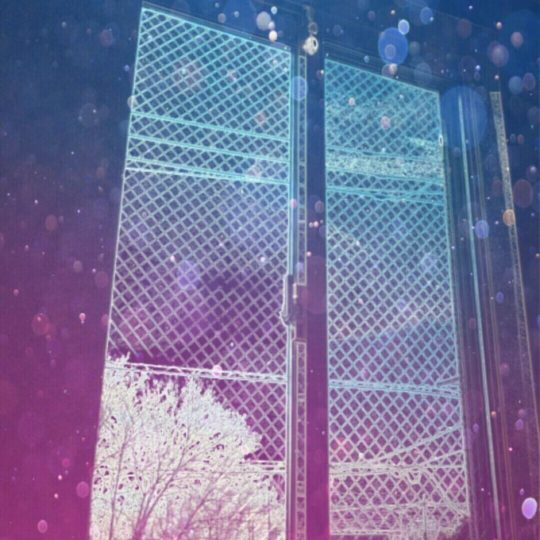 Window Snow Android SmartPhone Wallpaper