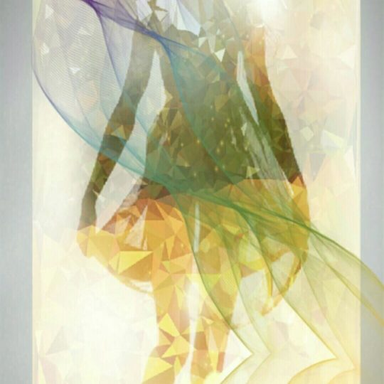 Women silhouette Android SmartPhone Wallpaper