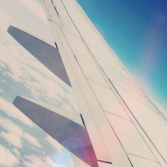 Airplane Feather Android SmartPhone Wallpaper
