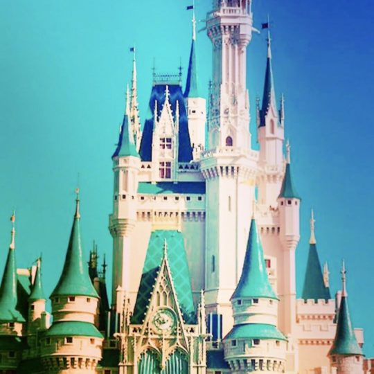 Castle Disneyland Android SmartPhone Wallpaper