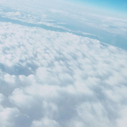 Sky clouds Android SmartPhone Wallpaper