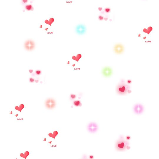Heart cute Android SmartPhone Wallpaper