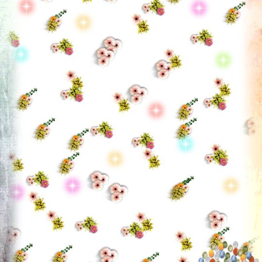 Floral Android SmartPhone Wallpaper