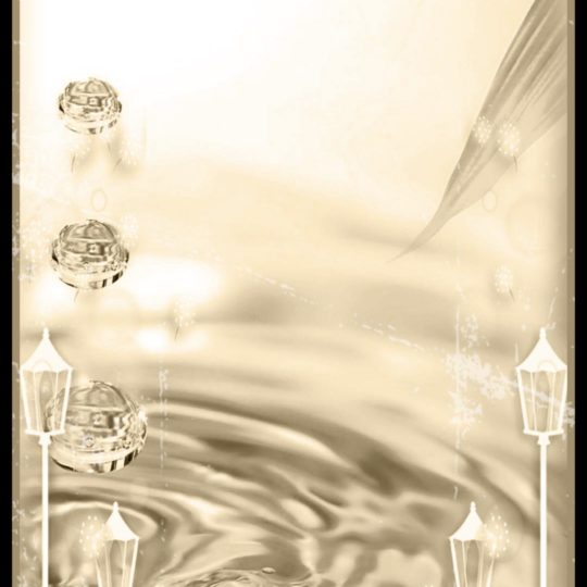 Water Sepia Android SmartPhone Wallpaper
