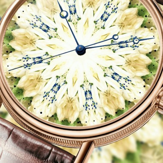 Watch Flowers Android SmartPhone Wallpaper