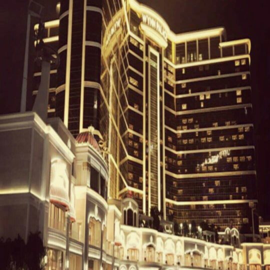 Hotel building Android SmartPhone Wallpaper