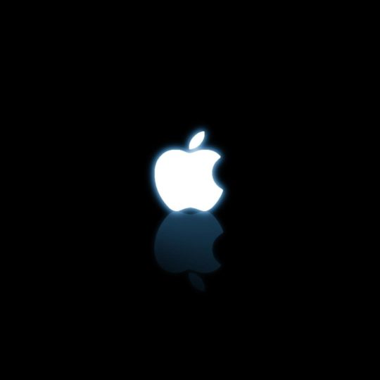 Apple Black Android SmartPhone Wallpaper