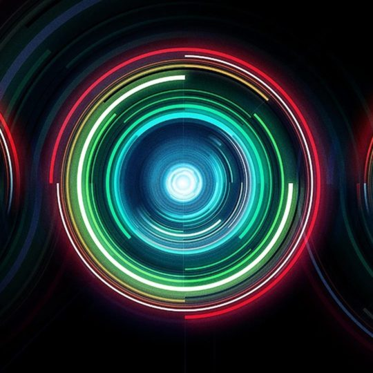 Pattern round Android SmartPhone Wallpaper