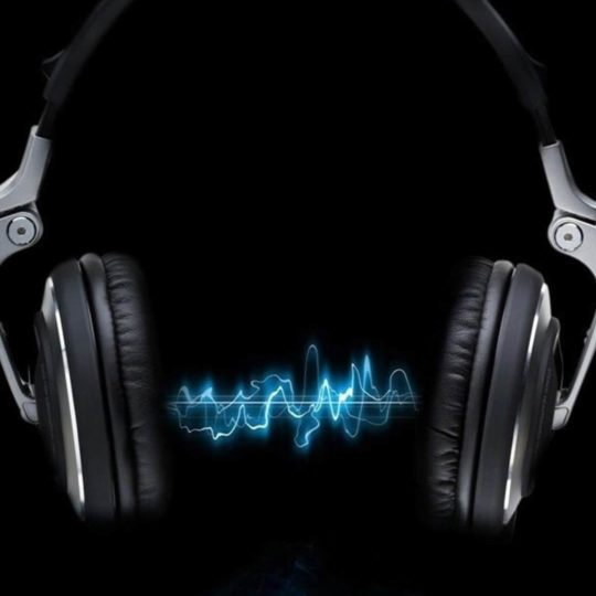 Cool Headphones Android SmartPhone Wallpaper