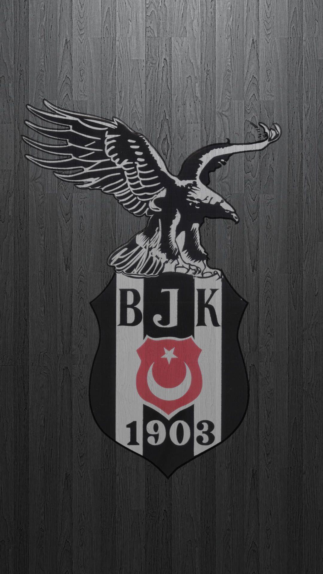 Logo BJK Wallpaper Sc SmartPhone