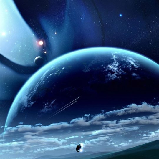 Space and Planetary Android SmartPhone Wallpaper
