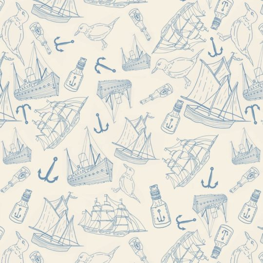 Pattern ship Android SmartPhone Wallpaper