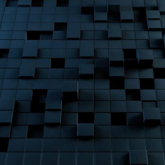 Cool black block Android SmartPhone Wallpaper