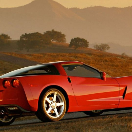 Vehicle car red Android SmartPhone Wallpaper