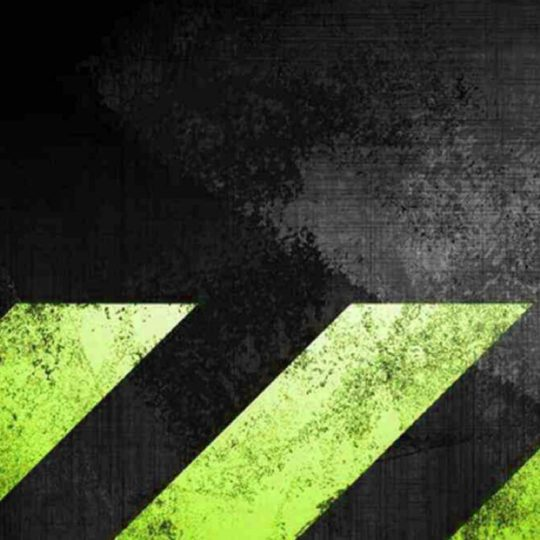 Pattern green black Android SmartPhone Wallpaper