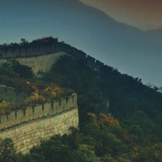 Landscape Great Wall Android SmartPhone Wallpaper