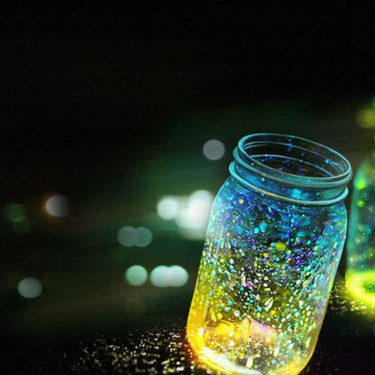 Cool colorful bottle Android SmartPhone Wallpaper