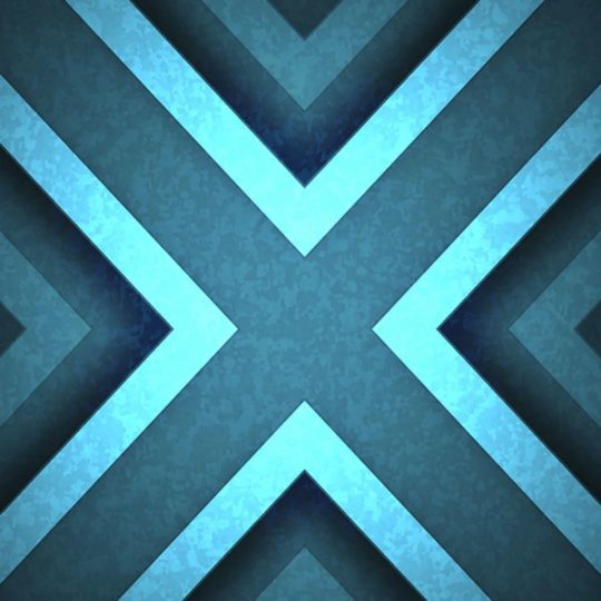 Illustration blue cool pattern Android SmartPhone Wallpaper