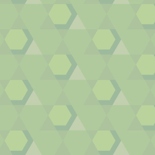 Geometric pattern Yellow green Android SmartPhone Wallpaper
