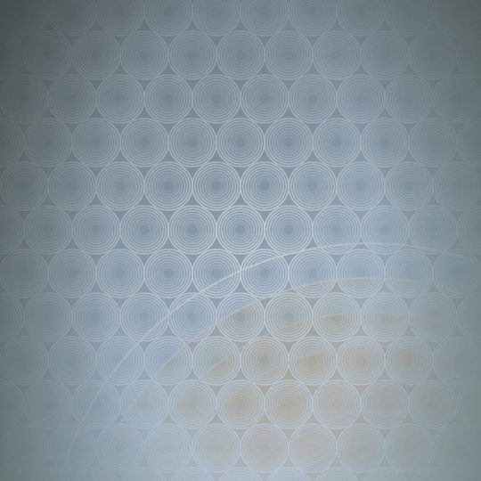 Dot pattern gradation circle Blue Android SmartPhone Wallpaper