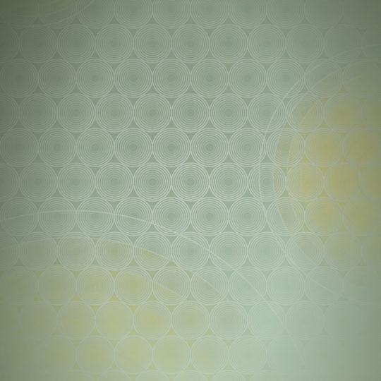 Dot pattern gradation circle yellow Android SmartPhone Wallpaper