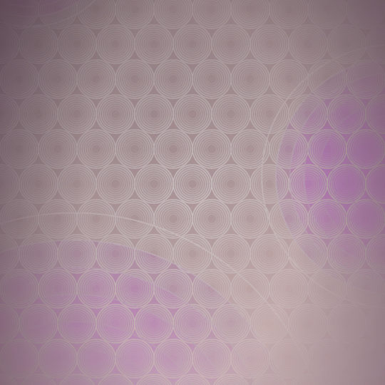 Dot pattern gradation circle Pink Android SmartPhone Wallpaper