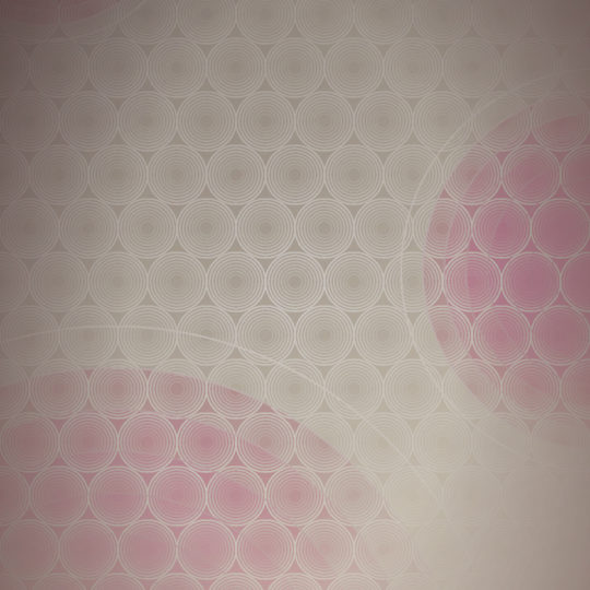 Dot pattern gradation circle Red Android SmartPhone Wallpaper