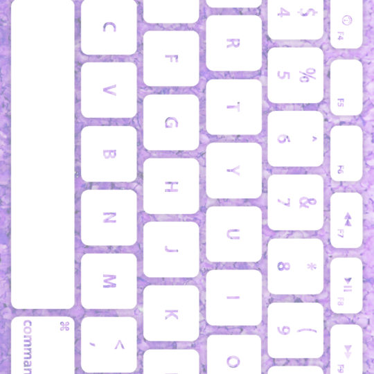 keyboard Purple white Android SmartPhone Wallpaper
