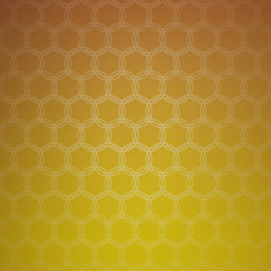 Gradient pattern circle yellow Android SmartPhone Wallpaper