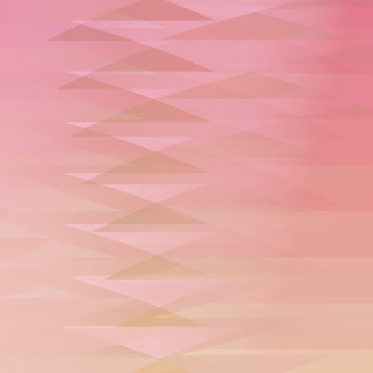 Gradient pattern triangle Red Android SmartPhone Wallpaper