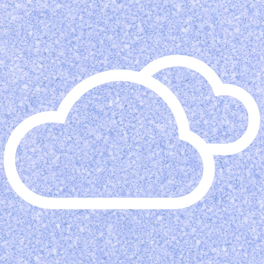 cloud Blue purple Android SmartPhone Wallpaper