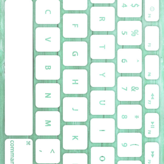 Grain keyboard Blue-green white Android SmartPhone Wallpaper