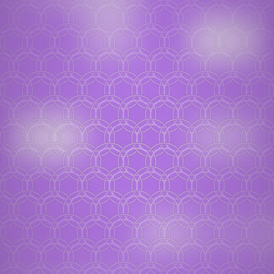 Round gradation pattern Purple Android SmartPhone Wallpaper