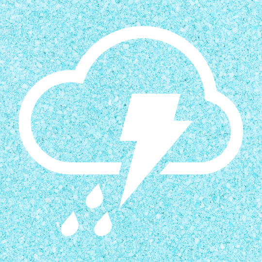 Cloudy weather Blue Android SmartPhone Wallpaper