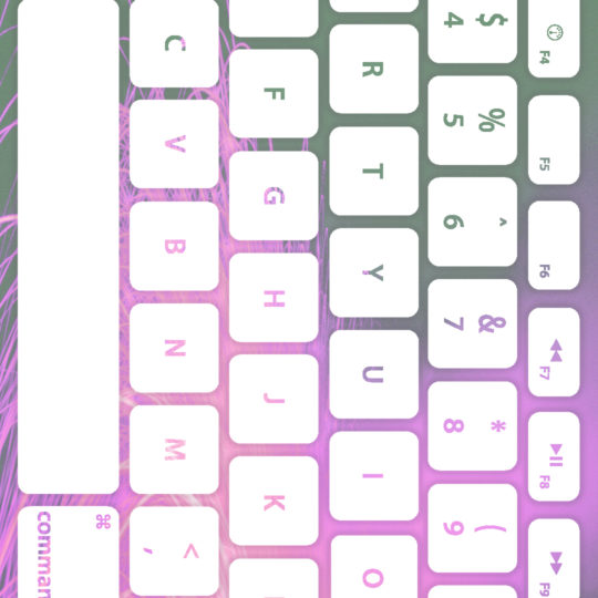 keyboard Momo white Android SmartPhone Wallpaper