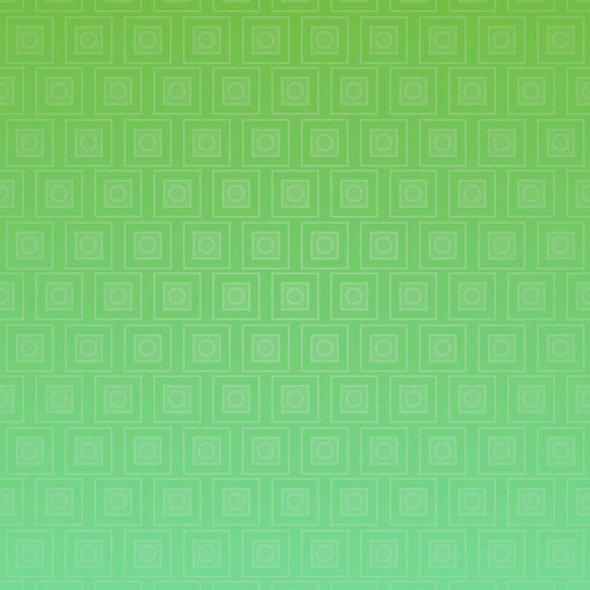 Quadrilateral gradation pattern Yellow green Android SmartPhone Wallpaper