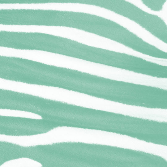 Zebra pattern Blue green Android SmartPhone Wallpaper