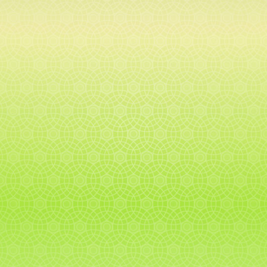 Round gradation pattern Yellow green Android SmartPhone Wallpaper
