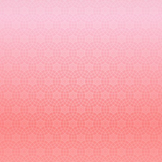 Round gradation pattern Red Android SmartPhone Wallpaper