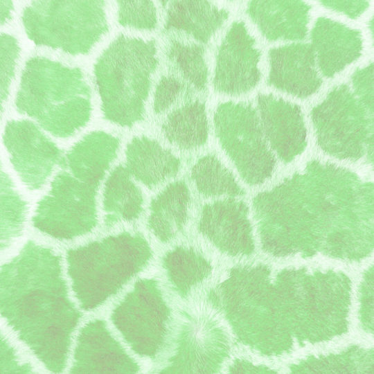 Fur pattern Green Android SmartPhone Wallpaper